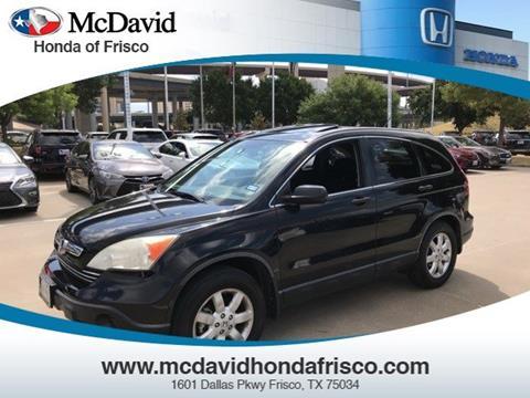2007 Honda CR-V for sale in Irving, TX