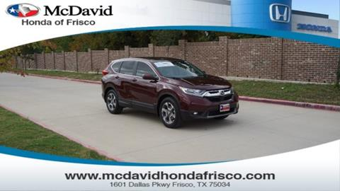 2019 Honda CR-V for sale in Irving, TX