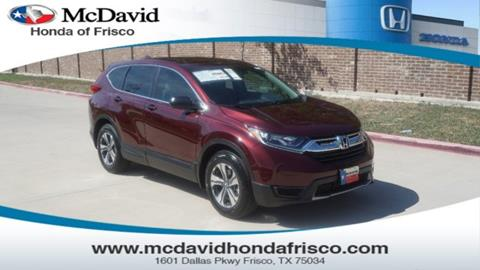 2019 Honda CR-V for sale in Irving, TX
