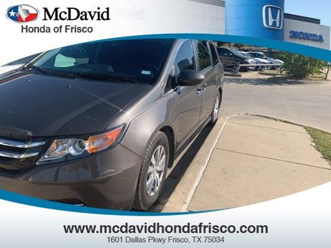 2014 Honda Odyssey for sale in Irving, TX