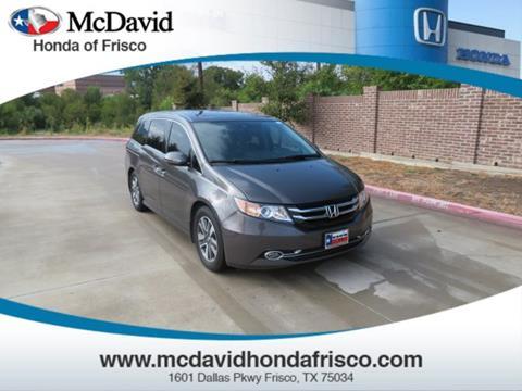 2014 Honda Odyssey for sale in Irving, TX