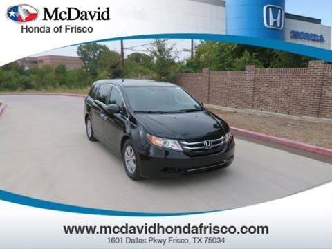 2017 Honda Odyssey for sale in Irving, TX