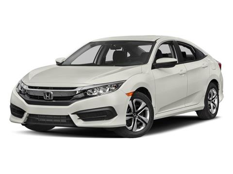 2017 Honda Civic for sale in Irving, TX