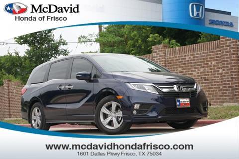 2020 Honda Odyssey for sale in Irving, TX