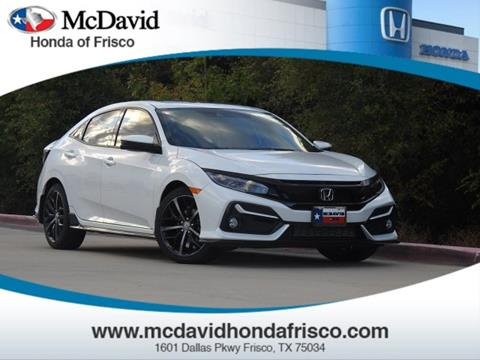 2020 Honda Civic for sale in Irving, TX
