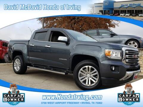 2015 GMC Canyon for sale in Irving, TX