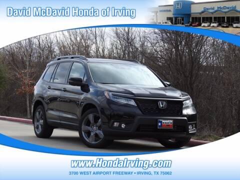 2020 Honda Passport for sale at DAVID McDAVID HONDA OF IRVING in Irving TX