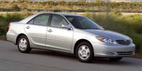 2005 Toyota Camry LE for sale at DAVID McDAVID HONDA OF IRVING in Irving TX
