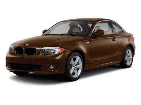 2012 BMW 1 Series 128i for sale at DAVID McDAVID HONDA OF IRVING in Irving TX