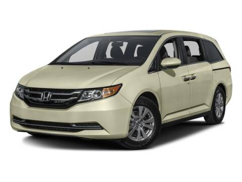 2016 Honda Odyssey EX-L for sale at DAVID McDAVID HONDA OF IRVING in Irving TX