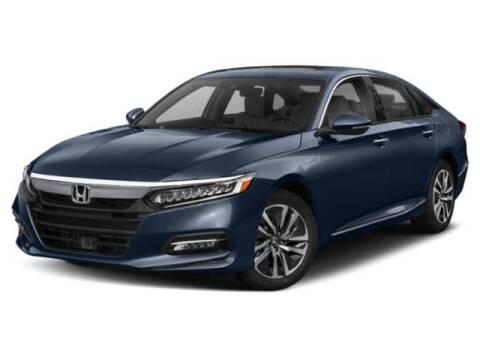 2020 Honda Accord Hybrid for sale at DAVID McDAVID HONDA OF IRVING in Irving TX