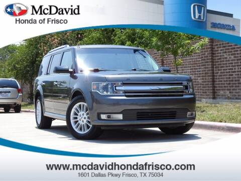 2018 Ford Flex for sale at DAVID McDAVID HONDA OF IRVING in Irving TX