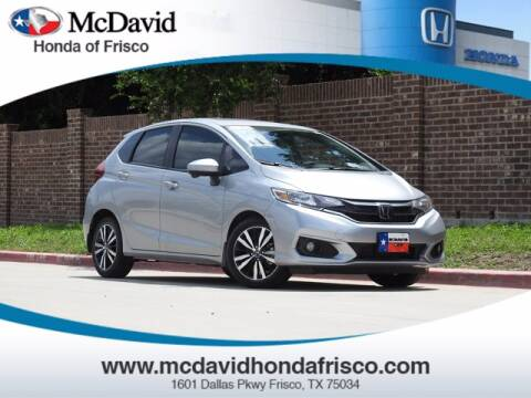 2020 Honda Fit for sale at DAVID McDAVID HONDA OF IRVING in Irving TX