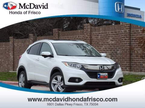 2020 Honda HR-V for sale at DAVID McDAVID HONDA OF IRVING in Irving TX