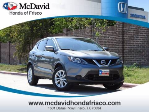 2017 Nissan Rogue Sport for sale at DAVID McDAVID HONDA OF IRVING in Irving TX