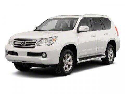 2013 Lexus GX 460 for sale at DAVID McDAVID HONDA OF IRVING in Irving TX