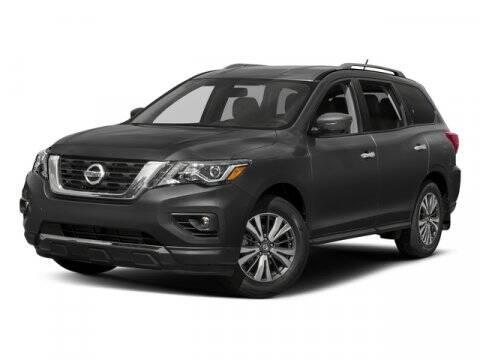 2017 Nissan Pathfinder for sale at DAVID McDAVID HONDA OF IRVING in Irving TX