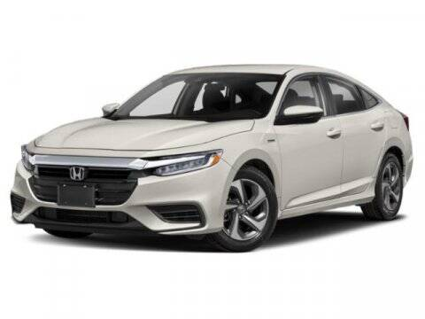 2019 Honda Insight for sale at DAVID McDAVID HONDA OF IRVING in Irving TX