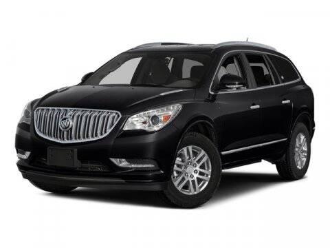 2016 Buick Enclave for sale at DAVID McDAVID HONDA OF IRVING in Irving TX
