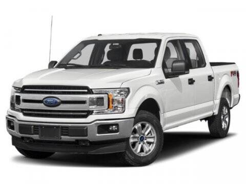 2019 Ford F-150 for sale at DAVID McDAVID HONDA OF IRVING in Irving TX