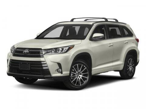2017 Toyota Highlander for sale at DAVID McDAVID HONDA OF IRVING in Irving TX