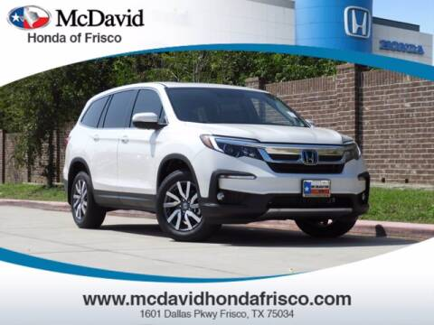 2021 Honda Pilot for sale at DAVID McDAVID HONDA OF IRVING in Irving TX