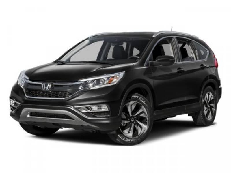 2015 Honda CR-V for sale at DAVID McDAVID HONDA OF IRVING in Irving TX