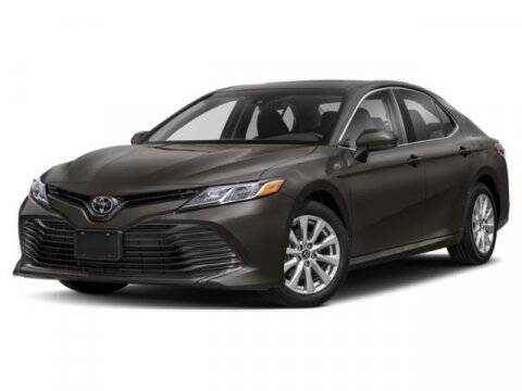 2020 Toyota Camry for sale at DAVID McDAVID HONDA OF IRVING in Irving TX