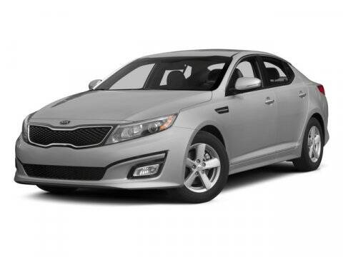 2015 Kia Optima for sale at DAVID McDAVID HONDA OF IRVING in Irving TX