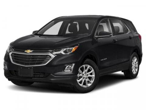 2018 Chevrolet Equinox for sale at DAVID McDAVID HONDA OF IRVING in Irving TX