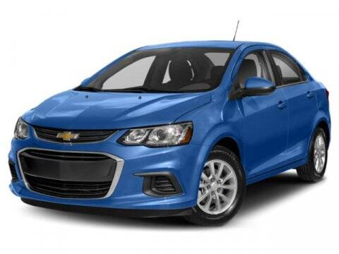 2018 Chevrolet Sonic for sale at DAVID McDAVID HONDA OF IRVING in Irving TX