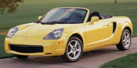 2002 Toyota MR2 Spyder for sale at DAVID McDAVID HONDA OF IRVING in Irving TX