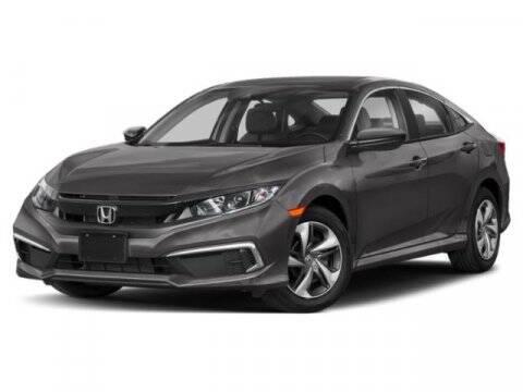 2020 Honda Civic for sale at DAVID McDAVID HONDA OF IRVING in Irving TX