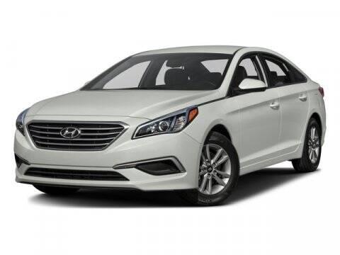 2016 Hyundai Sonata for sale at DAVID McDAVID HONDA OF IRVING in Irving TX