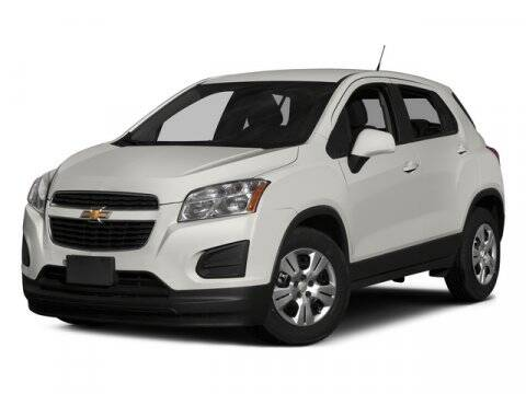 2015 Chevrolet Trax for sale at DAVID McDAVID HONDA OF IRVING in Irving TX