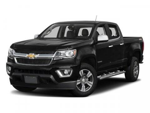 2018 Chevrolet Colorado for sale at DAVID McDAVID HONDA OF IRVING in Irving TX