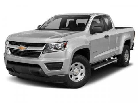 2019 Chevrolet Colorado for sale at DAVID McDAVID HONDA OF IRVING in Irving TX