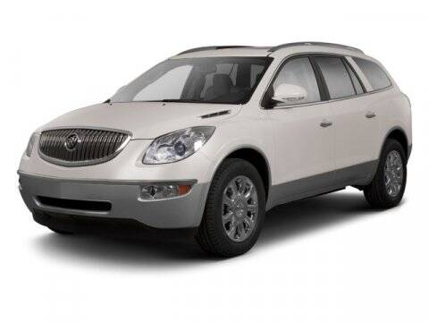 2012 Buick Enclave for sale at DAVID McDAVID HONDA OF IRVING in Irving TX