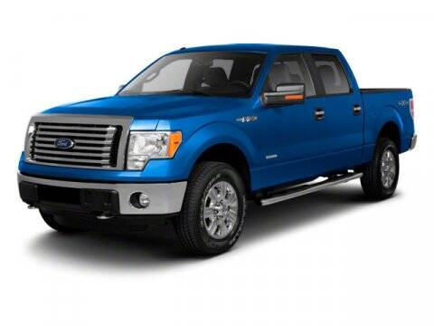 2010 Ford F-150 for sale at DAVID McDAVID HONDA OF IRVING in Irving TX