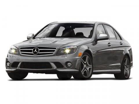 2008 Mercedes-Benz C-Class for sale at DAVID McDAVID HONDA OF IRVING in Irving TX