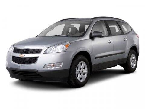 2011 Chevrolet Traverse for sale at DAVID McDAVID HONDA OF IRVING in Irving TX