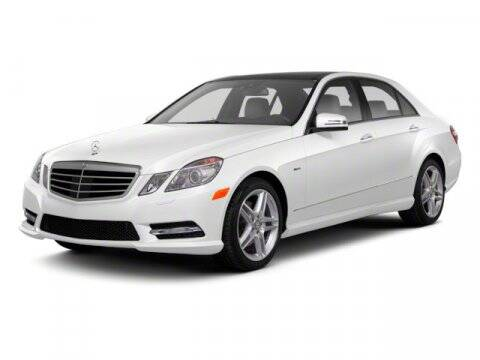 2011 Mercedes-Benz E-Class for sale at DAVID McDAVID HONDA OF IRVING in Irving TX