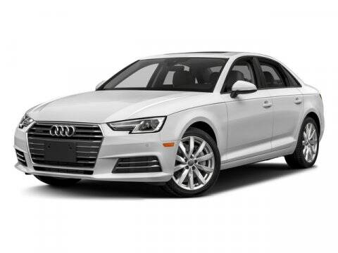 2018 Audi A4 for sale at DAVID McDAVID HONDA OF IRVING in Irving TX