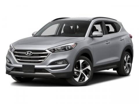 2016 Hyundai Tucson for sale at DAVID McDAVID HONDA OF IRVING in Irving TX