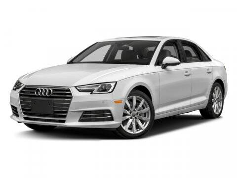 2017 Audi A4 for sale at DAVID McDAVID HONDA OF IRVING in Irving TX