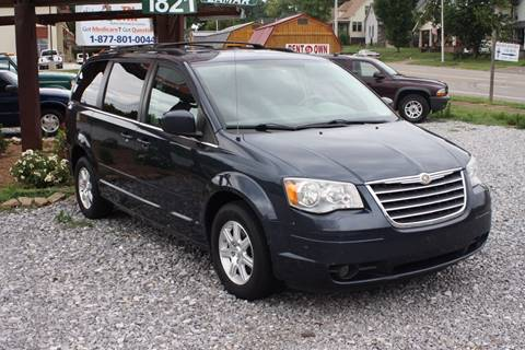 2008 Chrysler Town and Country for sale in Lenoir City, TN