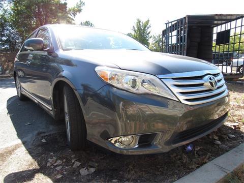 2012 Toyota Avalon for sale in Marietta, GA