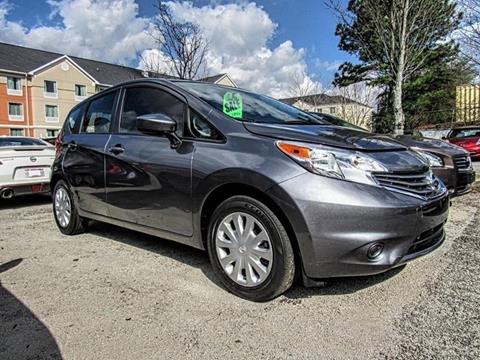 Used Nissan Versa For Sale In Marietta Ga Carsforsale Com