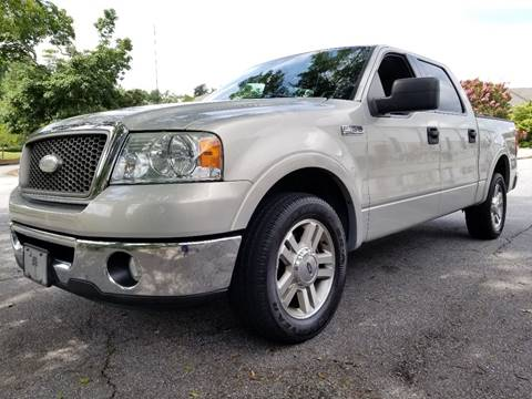2006 Ford F-150 for sale at Southern Auto Solutions in Marietta GA