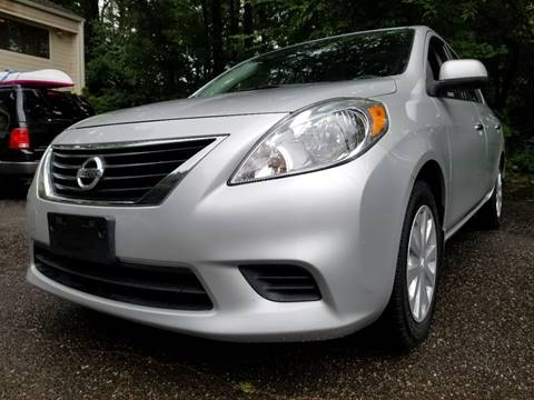 2013 Nissan Versa for sale at Southern Auto Solutions - Georgia Car Finder in Marietta GA